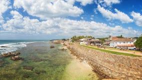Galle, Σρι Λάνκα Στοκ φωτογραφία με δικαίωμα ελεύθερης χρήσης