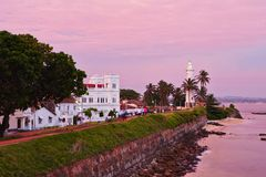 Galle Royalty Free Stock Photography