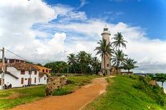 Galle City, Sri Lanka. This image was taken in Galle City, Sri Lanka Stock Image