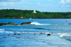 Galle cityscape. This image was taken in Galle city, Sri Lanka Stock Photos