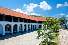 Galle Dutch Fort, Sri Lanka Royalty Free Stock Images