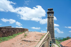 Galle Dutch Fort, Sri Lanka Royalty Free Stock Photos