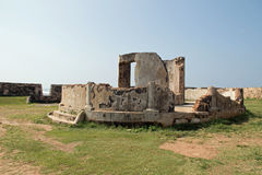 Galle-Fort Stockfotos