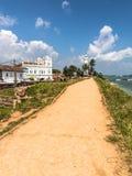 Galle fort i Sri Lanka Arkivbild