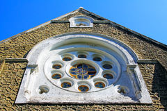 Galle Fort`s Anglican Church - Sri Lanka UNESCO World Heritage Royalty Free Stock Images