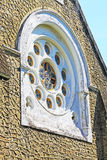 Galle Fort`s Anglican Church - Sri Lanka UNESCO World Heritage Royalty Free Stock Photography