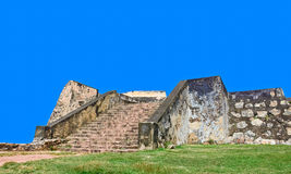Galle-Fort, Sri Lanka Lizenzfreies Stockfoto