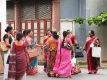 Galle-Fort/Sri Lanka Stockfotografie
