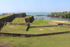 Galle fort, Sri Lanka. Royalty Free Stock Photos