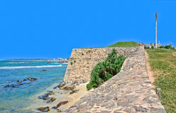 Galle Fort, SRI LANKA Royalty Free Stock Photography