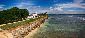 Galle Fort - Sri Lanka Royalty Free Stock Images