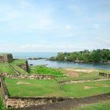 Galle Fort, Sri Lanka Royalty Free Stock Photo