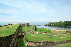 Galle Fort, Sri Lanka Royalty Free Stock Photos