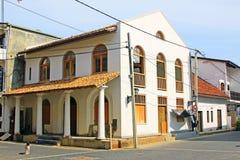 Galle Fort Townscape- Sri Lanka UNESCO World Heritage Stock Photos