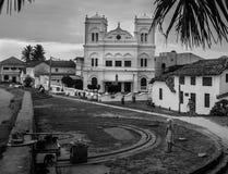 Galle forte, Sri Lanka Fotografie Stock