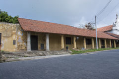 Galle holendera fort Zdjęcie Royalty Free