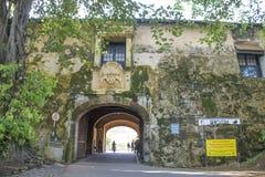 Galle-Holländer-Fort Stockbild