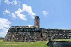 Galle Nederlands Fort, Sri Lanka Royalty-vrije Stock Foto's