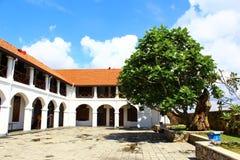 Galle - Nowy Orientalny hotel Obraz Royalty Free
