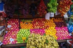 Galle owocowy rynek zdjęcie stock