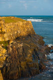 Galle Sri Lanka Cliff Ocean Rocky Coastline Fort Royalty Free Stock Photography