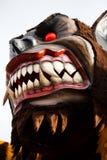 Galleggiante di carnevale Fotografie Stock
