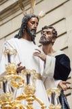 Galleggiante di Cristo della fratellanza di fotografia stock libera da diritti