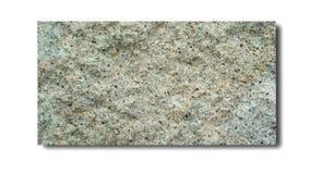 Galleggiante di pietra delle mattonelle Fotografie Stock
