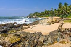 Galleoever, Sri Lanka stock afbeelding