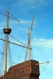 galleon葡萄牙 图库摄影