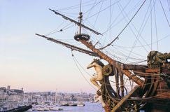Galleon Photos stock