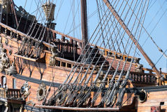 Galleon Royalty Free Stock Photography