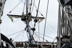galleon Stock Foto's