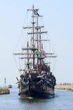 Galleon Dragon. Royalty Free Stock Photos