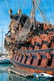 Galleon Neptun Lizenzfreie Stockbilder