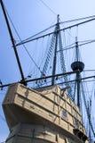 Galleon portoghese fotografia stock libera da diritti