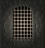 gallerfönster Arkivfoto