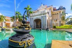 Galleri Sultan Azlan Shah i Kuala Kangsar, Malaysia fotografering för bildbyråer