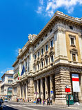Galleria Alberto Sordi στη Ρώμη, Ιταλία Στοκ Φωτογραφία