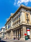 Galleria Alberto Sordi en Roma, Italia Fotografía de archivo
