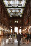 Galleria Alberto Sordi Royalty Free Stock Photography