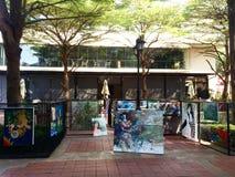 Galleria all'aperto Fotografia Stock Libera da Diritti