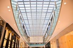 Galleria av Dubai Royaltyfri Bild