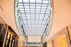 Galleria av Dubai Arkivbild