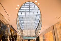 Galleria av Dubai Royaltyfri Fotografi