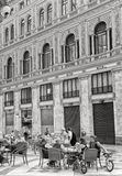 Galleria Cafe, Naples Italy Stock Images