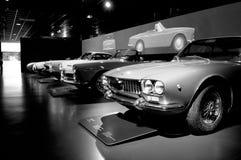 Galleria classica degli italiani all'automobile del ` del dell di Nazionale di useo Fotografia Stock Libera da Diritti