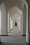 Galleria colonnata Immagine Stock
