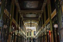 Galleria commerciale a Valladolid Immagine Stock Libera da Diritti
