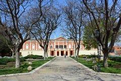 Galleria Comunale d ` Arte, Cagliari, Sardinia, Włochy zdjęcie royalty free